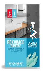 Резиновые рукавицы S Anna Zaradna