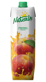 Naturalis нектар персик 1 Л
