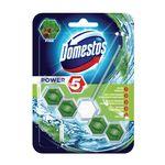 Блок для очищения унитаза Domestos Power 5 Pine, 1 шт x 55 г