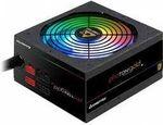 Блок питания ATX 750 Вт Chieftec PHOTON GOLD GDP-750C-RGB, 80+ Gold, Modular, Active PFC, 140mm, RGB