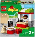 LEGO DUPLO Киоск-пиццерия, арт. 10927
