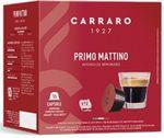 Капсулы для кофемашин Carraro Primo Mattino Compatible Dolce Gusto 16caps