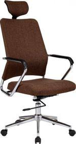 Кресло FINOS (Темно-коричневый)