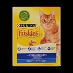 FRISKIES для стерилизованных котов (270 гр)