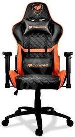 Игровое кресло Cougar ARMOR ONE Black / Orange,