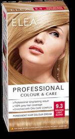 Краска для волос,SOLVEX Elea, 138 мл., 9.3 - Светло-русый золотистый
