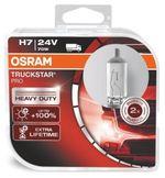 Автомобильная лампа Osram H7 70W 24V PX26D 10 (64215 TSP)