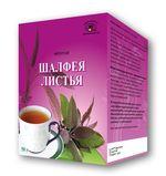 ШАЛФЕЯ ЛИСТЬЯ, фиточай 50 г.