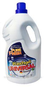 Гель для стирки Pure Fresh Universal 4л