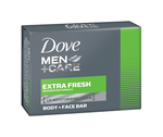 Крем-мыло Dove Men Extra Fresh, 90 гр