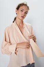 Блуза ZARA Бежевый 8505/498/942