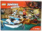 """LEGO Juniors  """"Alungarea bărcii cu motor Zayn"""", art. 10755"""