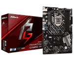 MB ASRock Z390 PHANTOM GAMING 4S ATX //  CPU