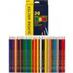 Карандаши MARCO SuperbWriter, 36 цветов