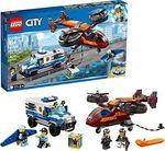LEGO City  Poliția aeriană: furt de diamante, art. 60209