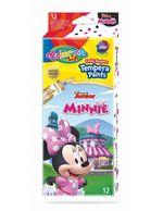 ТЕМПЕРАТУРНЫЕ КРАСКИ 12 цветов COLORINO Disney Minnie Mouse