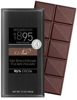 Ciocolată neagră fină Weinrichs 1895 Fine Dark Chocolate Noir 85%