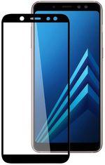 Защитное стекло Cover'X для Samsung A605 A6+ 3D (full covered)