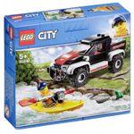 LEGO City Сплав на байдарке, арт. 60240