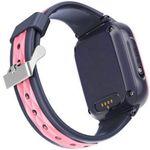 Детские умные часы Wonlex KT15 4G Pink