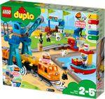 LEGO DUPLO Грузовой поезд, арт. 10875