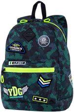Рюкзак CoolPack Cross Badges B green -(42x30,5x17)