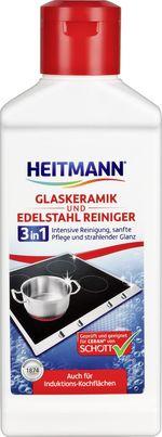 HEITMANN Soluție de curățare pentru sticlă ceramică, 250ml