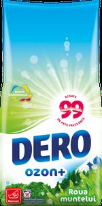 Стиральный порошок Dero Ozon+ Горная роса, 1.8 кг.