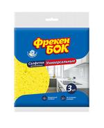 Салфетки для уборки Фрекен Бок Универсальные, 3 шт.