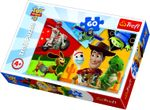 "Puzzle - ""60"" - Realizat pentru joacă / Toy Story, cod 42668"