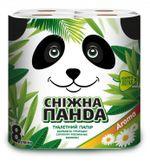 Hîrtie igienică PANDA Aroma 2 str. 21.84m*8
