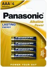 Батарейка Panasonic LR03REB4BPU