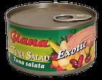 Салат из тунца Exotic Giana 185 гр