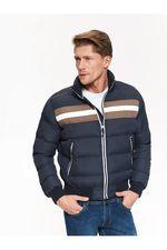 Куртка TOP SECRET Сине-коричневый SKU0942GR
