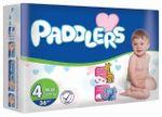 Подгузники Paddlers Standart №4 Maxi 8-19kg 36