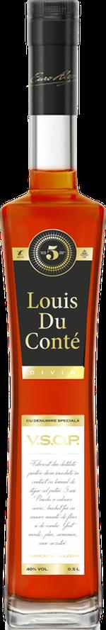 Louis du Conte Quadro 5 лет 0.5 л.