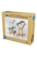 Игровой набор Safari Adventures - 6 фигурок, код 41221