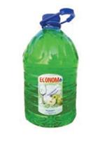 Средство для мытья посуды ECONOM зеленое яблоко