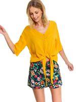Блуза TOP SECRET Желтый