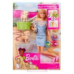 Set Barbie Buy & Play, cod FXH11
