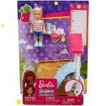 Set de accesorii Barbie Baby Care Series, cod FXG94