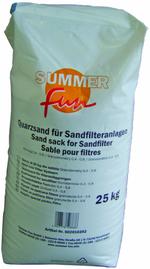 Песок для фильтра Intex Quarz Fractia 0.4-0.8mm 25Kg (50010)
