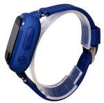 Детские умные часы Wonlex GW100/Q80 Dark Blue