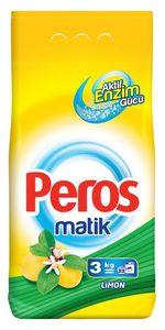 Универсальный стиральный порошок для автоматической стирки PEROS 3кг. Lemon