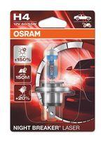 Автомобильная лампа Osram H4 12W 60/55W (64193 NL)