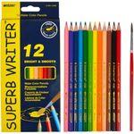 Карандаши MARCO SuperbWriter, 24 цветов, акварельные
