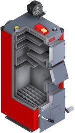 Твердотопливный котел Defro Optima Komfort Plus 20kW