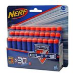 Set de 30 de runde pentru blasters NER NSTRIKE, cod 43457