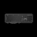 Беспроводная клавиатура Canyon KB-W50, Black