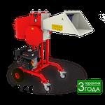Измельчитель веток АМ-80 с бензиновым двигателем